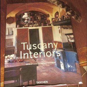 Taschen Tuscany Interiors Book